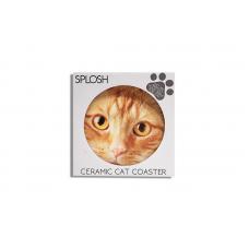 Splosh Coaster Cat Tiger